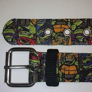 Ninja turtles belt.
